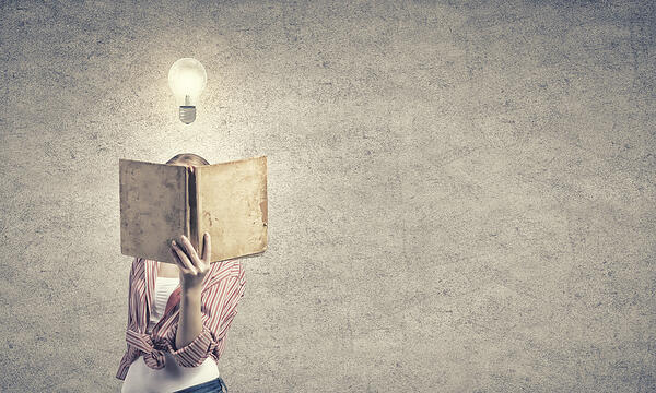 books spark imagination ideas