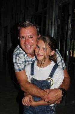 brylan caimbree gann middle school girl father