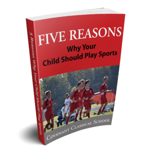 encourage children to play sports