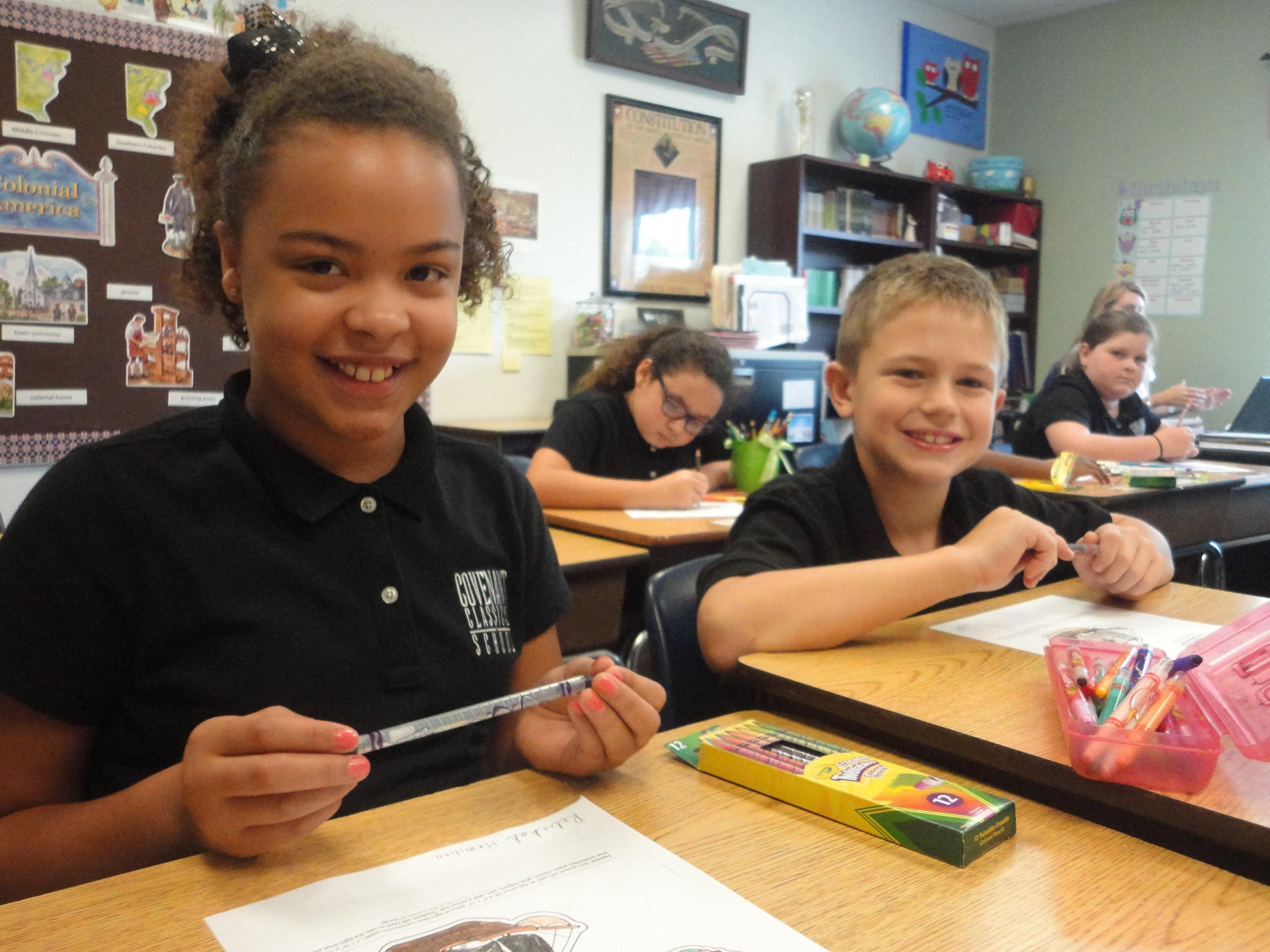 kids manage their own homework
