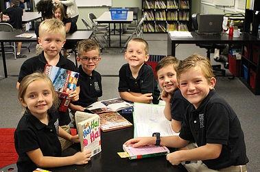 GRAMMAR SCHOOL FAMILY HANDBOOK