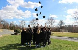 high school graduation seniors