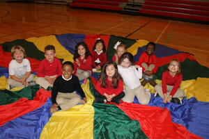 Kindergarten at Covenant Classical School
