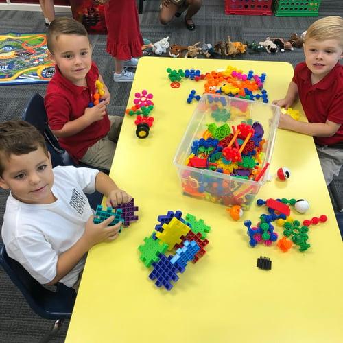 creative play kindergarten