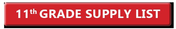 11th Grade Supply List