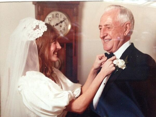 ann campanella wedding father daughter