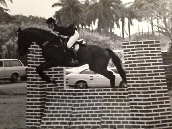 ann campanella horse jumping