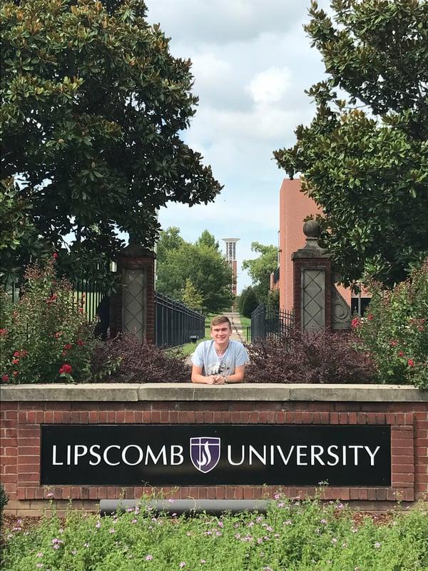 daniel haybox lipscomb university