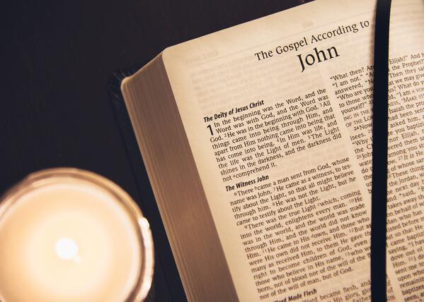 jesus teaching parable