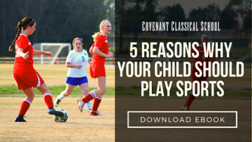 Download eBook: 5 Reasons Why Your Child Should Play Sports