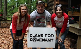 Clays for Covenant